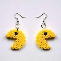 perler bead earrings - Google zoeken