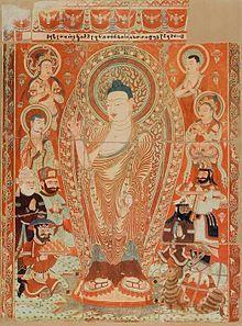 Bezeklik Thousand Buddha Caves - Wikipedia, the free encyclopedia