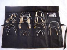 circular needle storage
