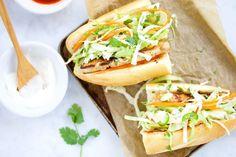 Bánh mì: Vietnamese Sandwich