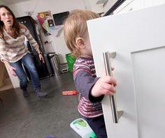 Το 90% των Δηλητηριάσεων στα Παιδιά Συμβαίνει στο Σπίτι