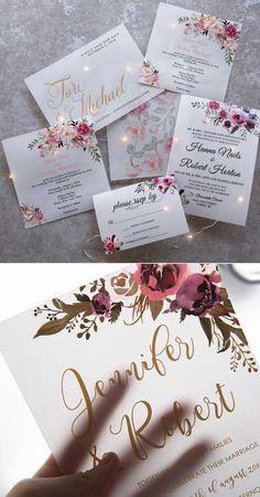 c32820ba28 Προσκλητηρια γαμου για το 2019 και οι νέες τάσεις. Προσκλητηρια γαμου  Το  2019