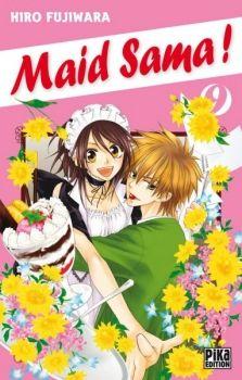 Couverture Maid Sama !, tome 09