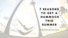 7 reasons to get a hammock this summer - Hobo Hammocks Eno Hammock, Hammocks, Double Hammock, Helping The Homeless, Road Trippin, Inspire Others, Travel Photos, Camping, Summer