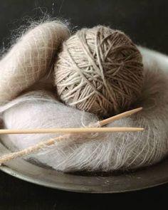È tempo di lavoro a maglia