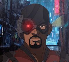 Will Smith as Deadsho <<< OH OHHH thought it was some high tech Nick Fury going on right there but okay.even though the eyepatch is on the other side and that would be weird for it to YA okay I'm gonna stop,talking Gi Joe, Comic Books Art, Comic Art, Batman Sidekicks, Deadshot, Dc Comics Art, Gotham City, Will Smith, Best Funny Pictures