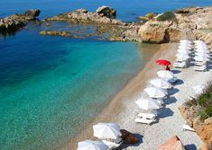 Beaches of the Italian Riviera - number 4
