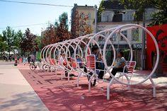 #Copenhagen street swings