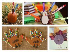 Turkey Crafts for Kids