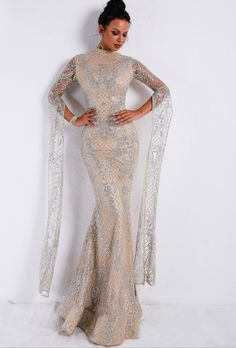 Sexy gown wedding bridesmaid prom bridal fashion party boho chic vintage hippie gypsy sequins glitter handmade maxi dress gift for her Elegant Party Dresses, Affordable Prom Dresses, Unique Prom Dresses, Mermaid Prom Dresses, Pretty Dresses, Homecoming Dresses, Sequin Party Dress, Glitter Dress, Long Sleeve Evening Dresses