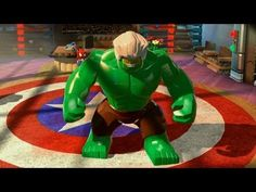 LEGO Marvel Superheroes: Stan Lee Hulks Out - Comic-Con 2013