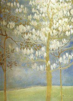 Magnolia von Constant Montald