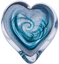 Twilight Teal Heart by Celebration Ashes