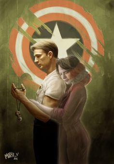 """I... had a date"" :( #captain #america"