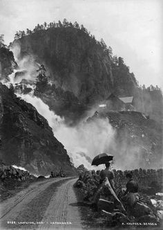 Knud Knudsen foto - NVIM Land Ho, Norway Viking, Niagara Falls, Vikings, Scenery, To Go, Culture, Travel, Art