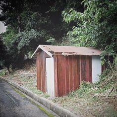 古びた小屋でも現役だ 長崎県五島列島の小さな町にて  #長崎#五島列島 #小屋 #nagasaki #goto #shack #fujifilm #xe2 #SINTO