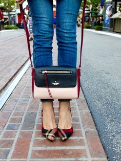 Kate Spade and Nine West pumps