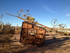 Noah Purifoy Foundation - Joshua Tree, CA, United States