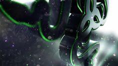 'Fan art Razer' Poster by guitarechoc – Hagumi Danieru – technologie Hi Tech Wallpaper, 4k Gaming Wallpaper, Eyes Wallpaper, Black Phone Wallpaper, Technology Wallpaper, Full Hd Wallpaper, Widescreen Wallpaper, Gaming Wallpapers, Wallpapers