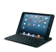 Ultrathin Keyboard Cover for iPad mini - Protect your iPad mini and enjoy comfortable typing. This sleek cover with built-in Bluetooth keyboard is the perfect complement to your iPad mini.