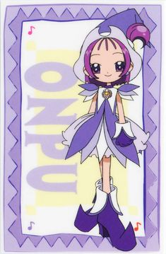 Tags: Anime, Witch, Ojamajo DoReMi, Segawa Onpu, Witch Hat, Witch Costume, Rhythm Tap