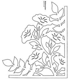 Discussion on LiveInternet - Russian Service Online Diaries Hawaiian Quilt Patterns, Hawaiian Quilts, Kirigami Templates, Stencils, Inkscape Tutorials, Paper Cutting Patterns, Paper Pot, Paper Stars, Scroll Saw Patterns