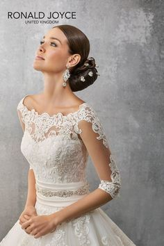 RIO 141 - RONALD JOYCE - BRIDAL GOWNS - Collections