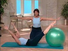 Stott Pilates - Core Balance Level 1 - Moira Merrithew&PJ O'Clair - YouTube