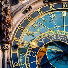 The Prague Astronomical Clock. Installed in 1410, it is the oldest functioning astronomical clock in the world.  #prague#astronomical clock#instal#1410#oldest#clock#world#awesome#history#time#prag#praga#czech republic#europe#epic