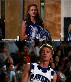 One Tree Hill, Peyton Sawyer, Lucas Scott