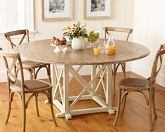 french chairs with table