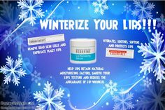 Has winter left your lips chapped and painful? Our line of Lip-Lovin' products are perfect Christmas gift options...for yourself & others! :) Visit my website or email me: yourskincanglow.myrandf.com yourskincanglow@gmail.com