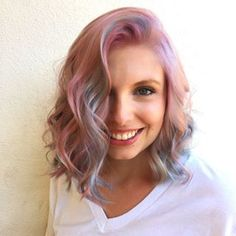 However you decide to try it… | Opal Hair Is The Pastel Version Of Rainbow Hair And It's Positively Magical