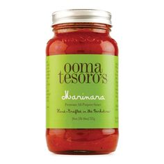 This is our large jar. 26 ounces and perfect for 2-4 people. Made in small  batches, this marinara has it all. Maybe we should say, it doesn't have it  all. No cholesterol. No added sugar. No preservatives. Gluten free. Cooked  with the highest quality ingredients, this delectable sauce is made in the  Berkshires region of New England. Use for pasta, casseroles and meatloaf.  The taste is clean and rich - like the first tomatoes of Summer.