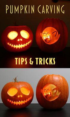 tinkerbell pumpkin carving creative ideas.html