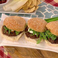 Spike Mendelsohn's tasty cheeseburger recipe