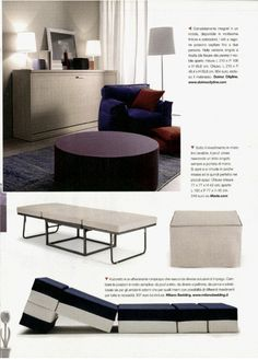 The Italian magazine Vero Casa features our versatile #Kuboletto