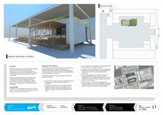 EVM_Bluefin-Planos 02 #arquitectura #architecture #kiosco #terraza #marmol #marble