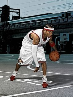 Allen Iverson one of the best scorers to do it