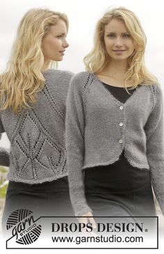 Knitting a gray bolero Vivienne crochet according to the scheme and detailed description