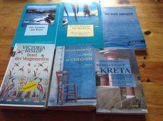 Bücher aus Kreta bzw. Griechenland