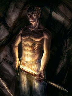 Beric Dondarrion by Loxaraz on deviantART #got #agot #asoiaf