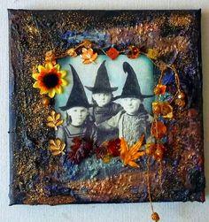 Bastelmania: Happy Halloween and Happy Mail