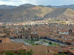 Cusco is former capital of Inca Empire and was established in the - century AD. City to a large extent retains the original Inca city planning. Inca Empire, Atlantic City, Luxury Travel, Travel Guides, Night Club, Paris Skyline, City Photo, Surfing, Cusco Peru