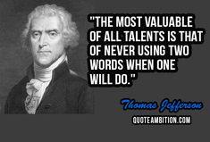 Famous Thomas Jefferson Quotes Extraordinary 23 Best Jefferson Quotes Images On Pinterest  Thomas Jefferson .