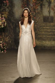 Jenny Packham Wedding Dress Collection 2016 | Bridal Market | Bridal Musings Wedding Blog 5