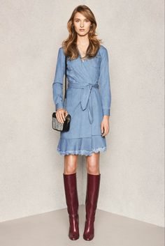 Diane von Furstenberg Pre-Fall 2015 - Collection - Gallery - Style.com