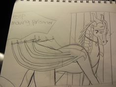 more of the wings of fire anime that i'm doing by me shila liner