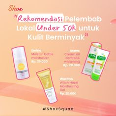 womens self care Skincare For Oily Skin, Moisturizer For Oily Skin, Oily Skin Care, Face Skin Care, Hair Care Routine, Skincare Routine, Beauty Care, Beauty Skin, Beauty Hacks