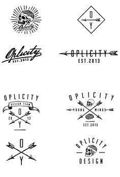 Logo idea vintage style